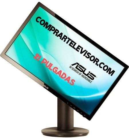 Comprar televisor 21 pulgadas monitor plano