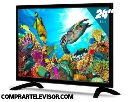 Oferta comprar televisor 24 pulgadas