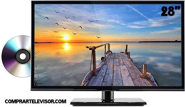 Comprar televisor de 28 pulgadas garantizado