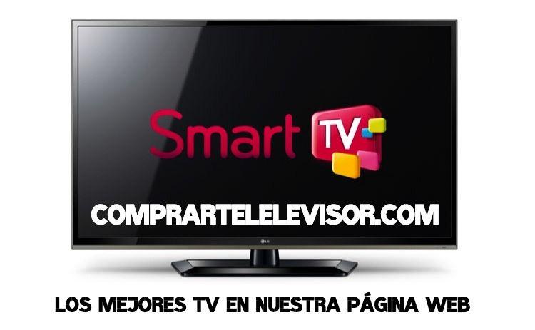 Comprar televisor 37 pulgadas Smart TV