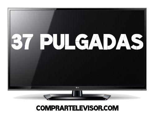Comprar televisor 37 pulgadas LED