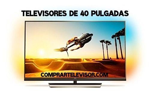 Comprar televisor 40 pulgadas desde nuestra web