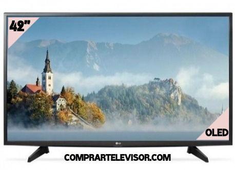 Comprar televisor 42 pulgadas características