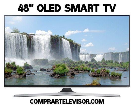 Comprar televisor 48 pulgadas OLED