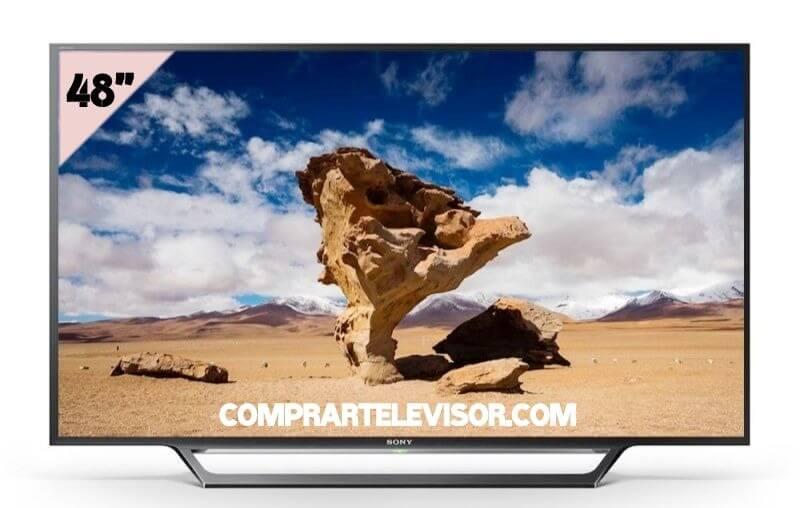 Comprar televisor 48 pulgadas pantalla ultrafina