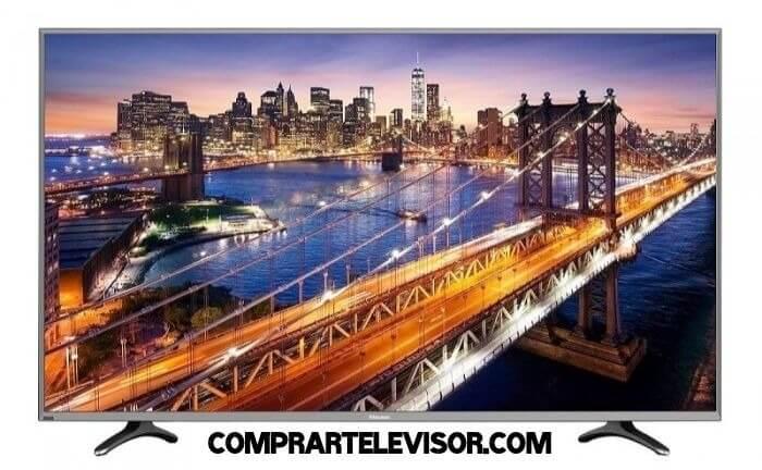 Comprar televisor 50 pulgadas definición QLED