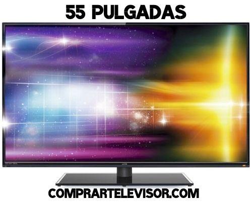 Comprar televisor 55 pulgadas ángulo de visión