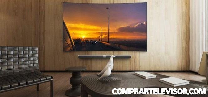 Comprar televisor 65 pulgadas resolución de imagen