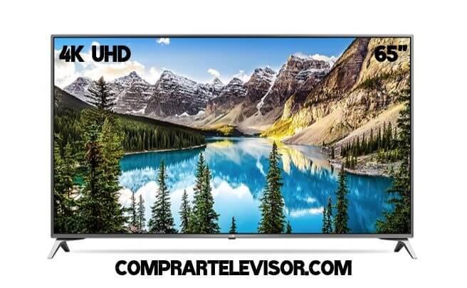 Comprar televisor 65 pulgadas 4K UHD