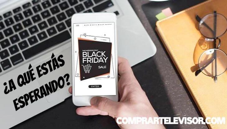 Comprar televisor Black Friday tienda Online