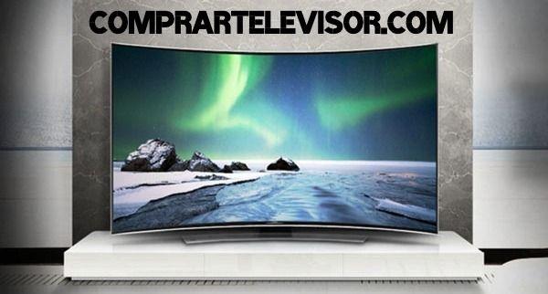 comprar televisor curvo con el mejor diseño