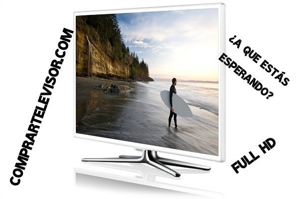 Comprar televisor Full HD ultrafina