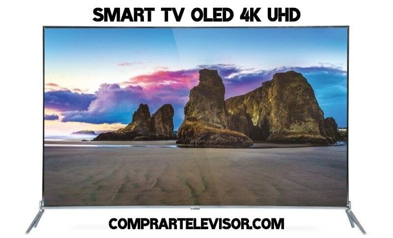 comprar televisor OLED 4K Smart TV