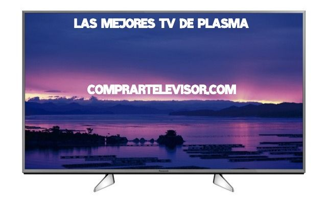 Comprar televisor plasma Online