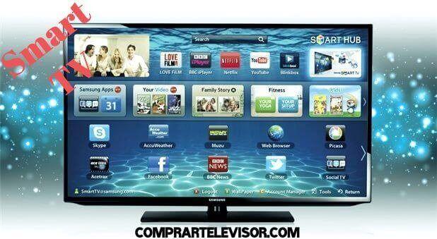Comprar televisor Smart TV diseño único