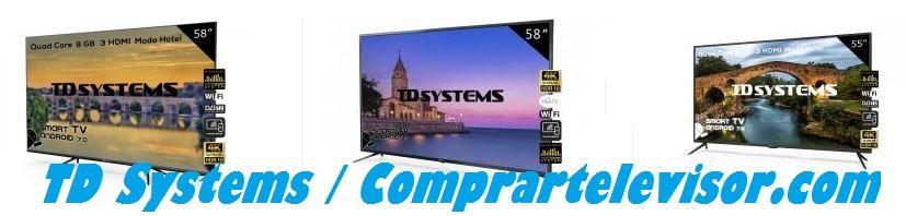 Televisor TD Systems K58DLX9US