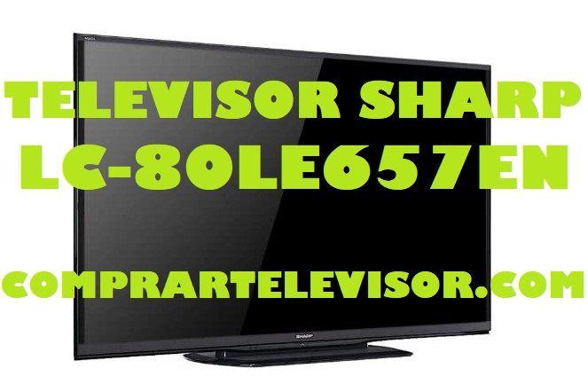 Sharp LC-80LE657EN – Smart Tv Full HD