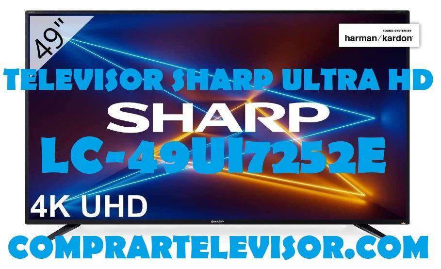 Smart TV LC-49UI7252E de Sharp