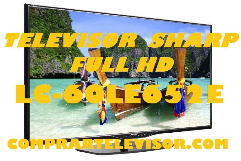 Smart TV LC-60LE652E de Sharp