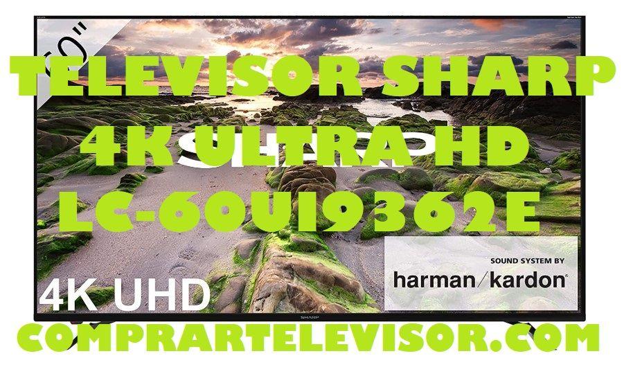 Smart TV LC-60UI9362E de Sharp
