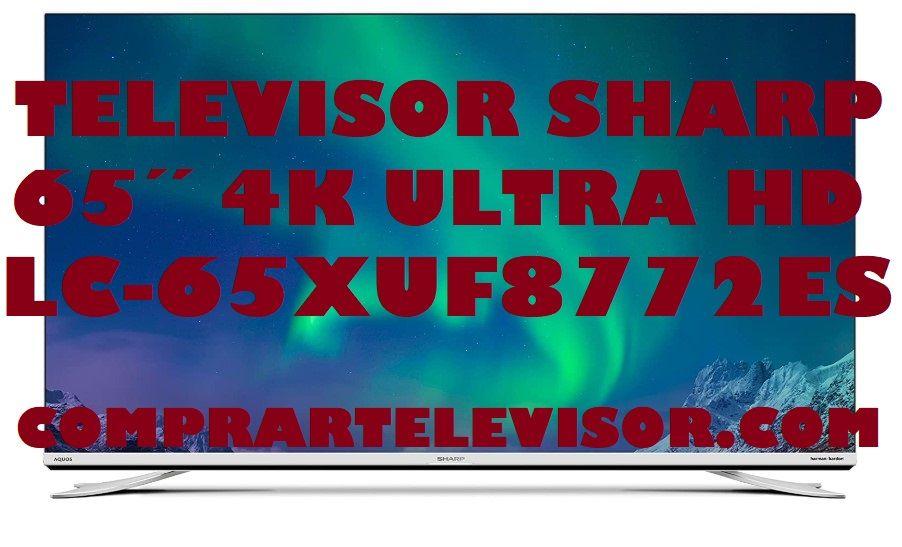Smart TV LC-65XUF8772ES de Sharp
