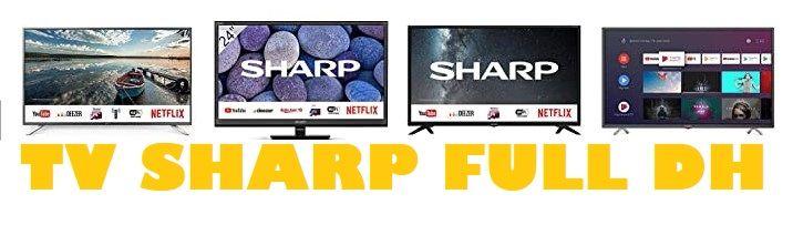 TV Sharp Full HD