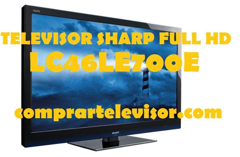 Televisor Full HD LC46LE700E de Sharp