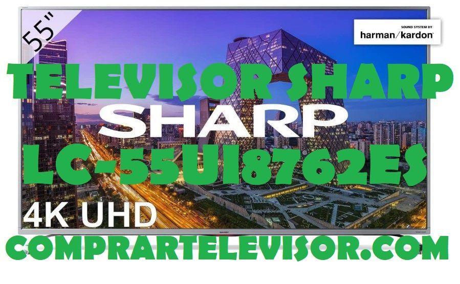 Televisor Sharp LC-55UI8762ES