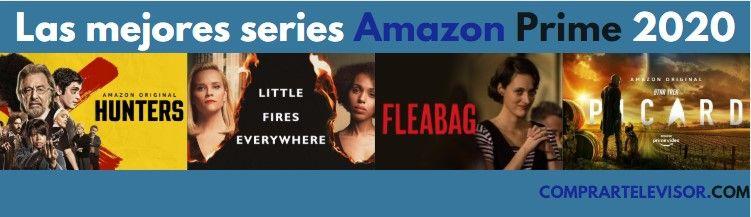 Las mejores series Amazon Prime 2020