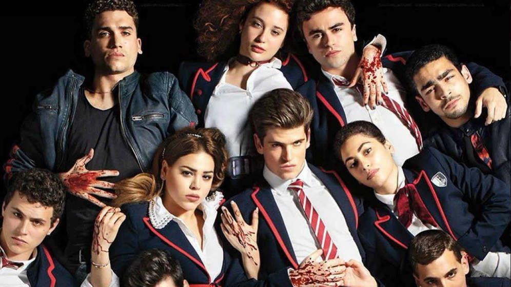 Mejores series de Netflix - Elite