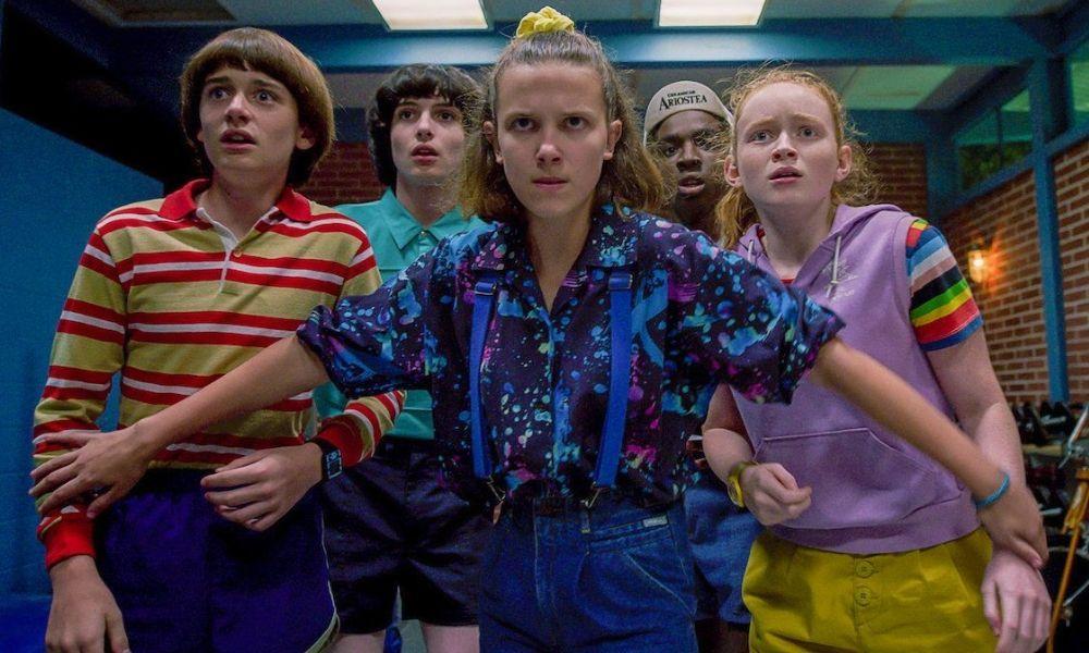 Mejores series de Netflix - Stranger Things