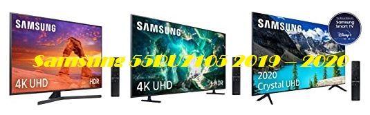 Competidores Samsung 55RU7105