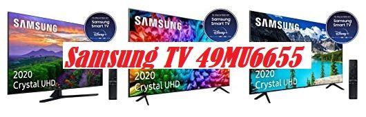 Competidores Samsung TV 49MU6655
