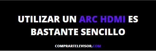 ARC HDMI