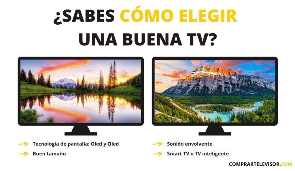 Cómo elegir un buen televisor