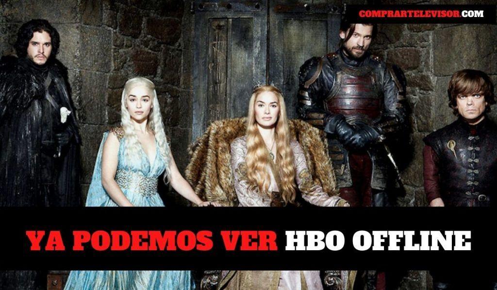 HBO Offline