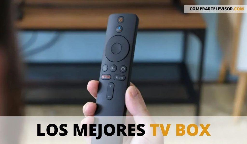 Los mejores TV Box