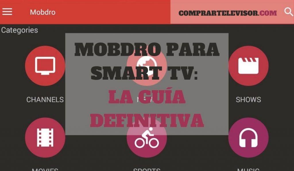 Mobdro para Smart TV
