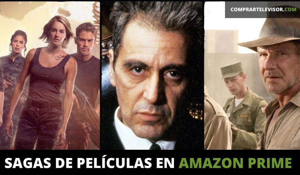 Sagas de película en Amazon Prime