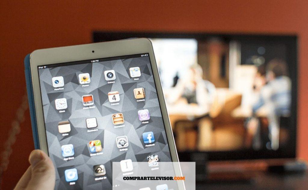 Formas para conectar la tablet al televisor